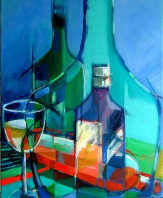 flessen - glas