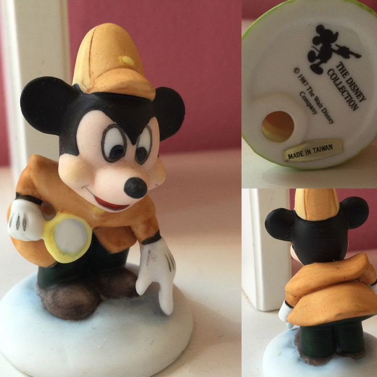 A personal favorite from my Etsy shop https://www.etsy.com/listing/463211520/vintage-1987-mickey-mouse-porcelain