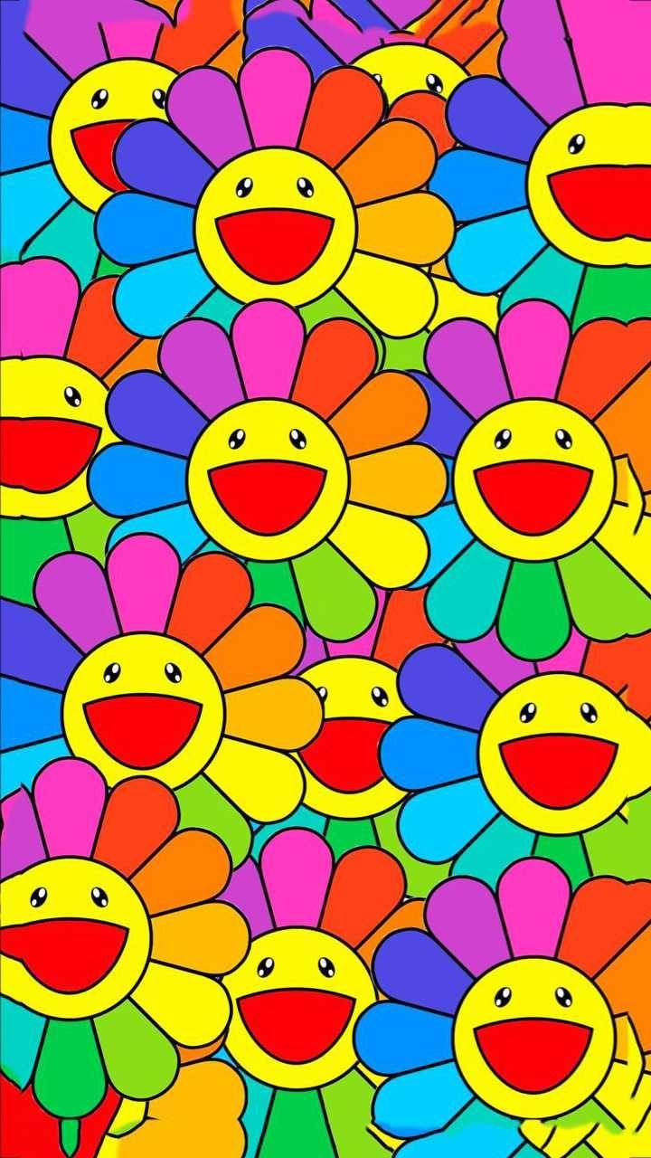 Murakami Flower Wallpaper Discover More Art Artwork Murakami Murakami Art Murakami Flower Wa In 2021 Art Wallpaper Iphone Murakami Flower Vintage Flowers Wallpaper Coolest cempaka flower wallpaper