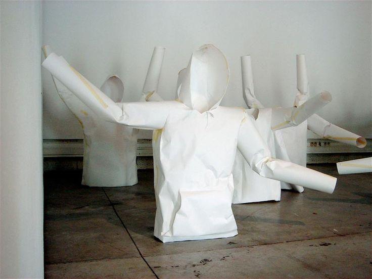 Benjamin Ferval website #art #paper #artinstallation #riot #emeutes