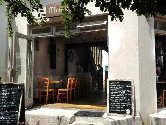 Maria's Greek Restaurant, Cape Town