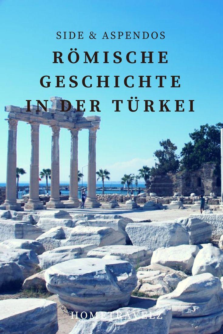 Romische Geschichte In Der Turkei Wir Haben 2 Kulturstatten
