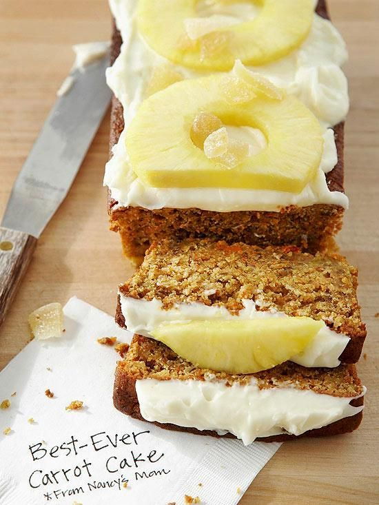 Better Homes And Gardens Cookbook Carrot Cake