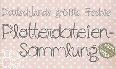 Deutschlands größte kostenlose Plotterdateien-Sammlung   Mukkelchen