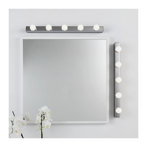 Ljus till sminkspegel 299kr/st - IKEA