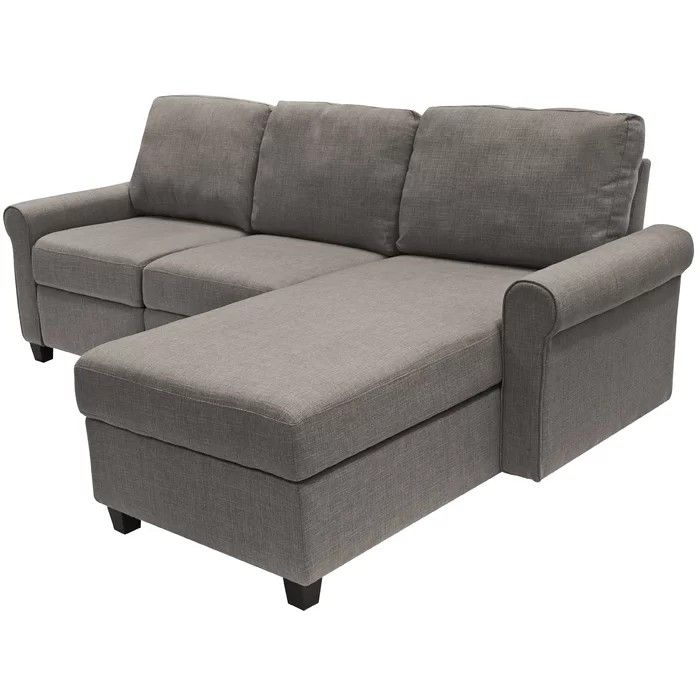 Copenhagen Sectional bySerta at Home CAD $1,179.99 Rated 4 out of 5 stars.    Found on wayfair.ca