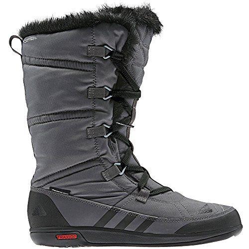 Adidas Choleah Laceup Winterstiefel M18527 Sharp Grey/Black/Black Gr. 40 2/3 (UK 7,0) - http://on-line-kaufen.de/adidas/40-2-3-eu-7-uk-adidas-performance-choleah-laceup-cp