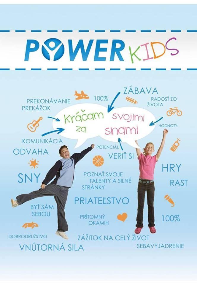Power KIDS - rozvojový tréning pre deti :: kubesova.petra