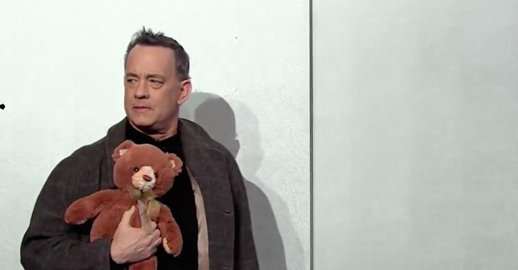 James Corden Helps Tom Hanks Act Out His Entire Filmography In 7 Minutes via LittleThings.com