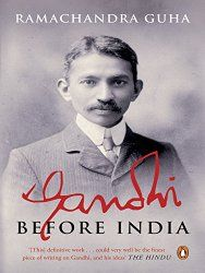 One of the best books written about Mahatma Gandhi.  It costs Rs 599 in paperback.  It is available for just Rs 73 on the Kindle.  Download it.  Happy Republic Day.  http://www.ebookbargains.in/2015/01/epic-e-book-ramachandra-guhas-gandhi.html