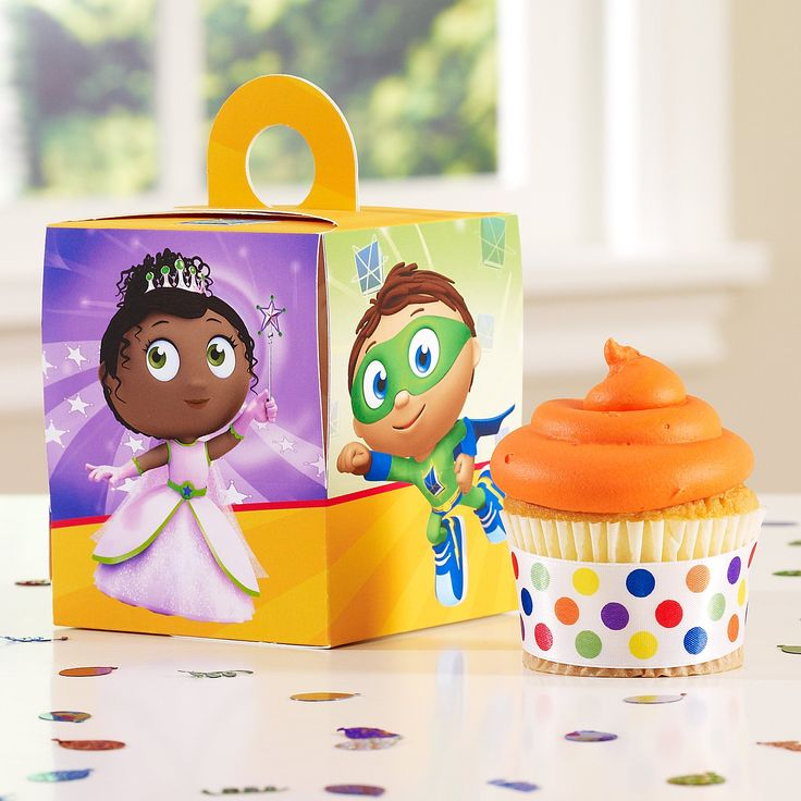 Chandler's Super Why party idea..