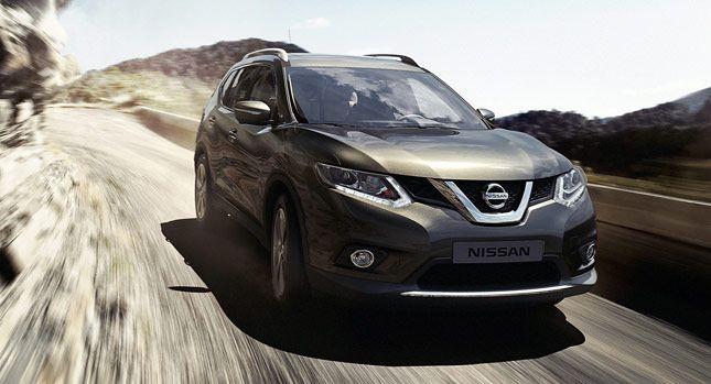Nissan X-Trail 2015 a precios desde £22,995 en el Reino Unido » Los Mejores Autos