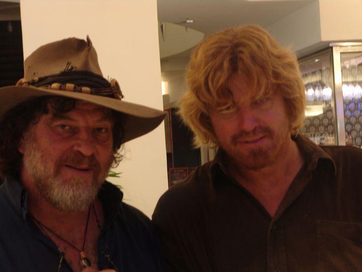C Johan Bakkes and Christiaan Bakkes | ...at the double laun… | Flickr