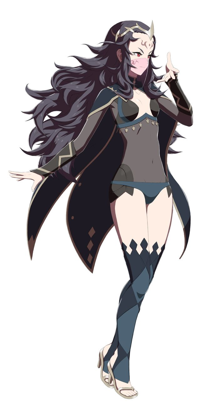 Myke ⁓ Top Ten Fire Emblem Awakening Characters Wikia