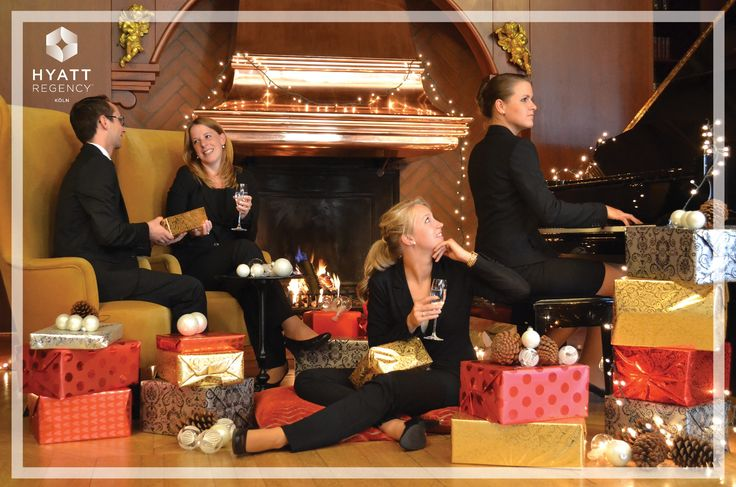 Christmas at Hyatt Regency Cologne