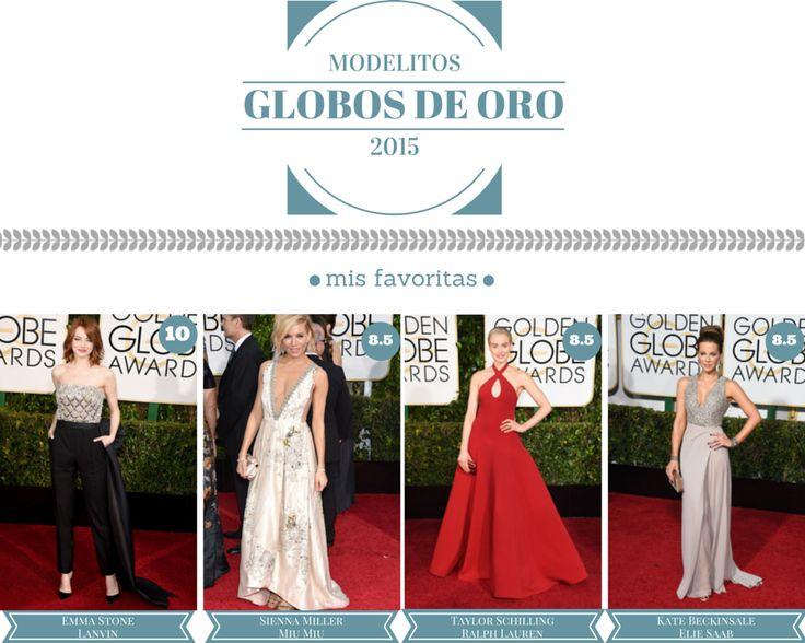 Globos de Oro 2015