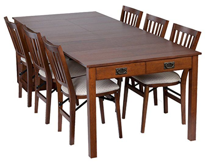 Stakmore Traditional Expanding Table Finish Cherry Expandable