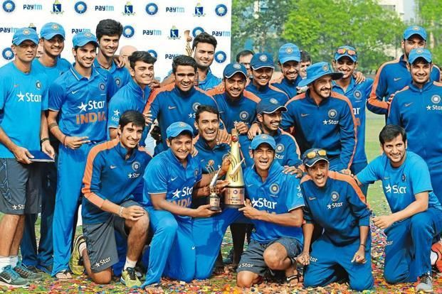 A glimpse of Indias cricket future
