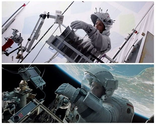 Best Efectos Visuales Images On Pinterest Visual Effects - 27 incredible before and after shots of visual effects in film