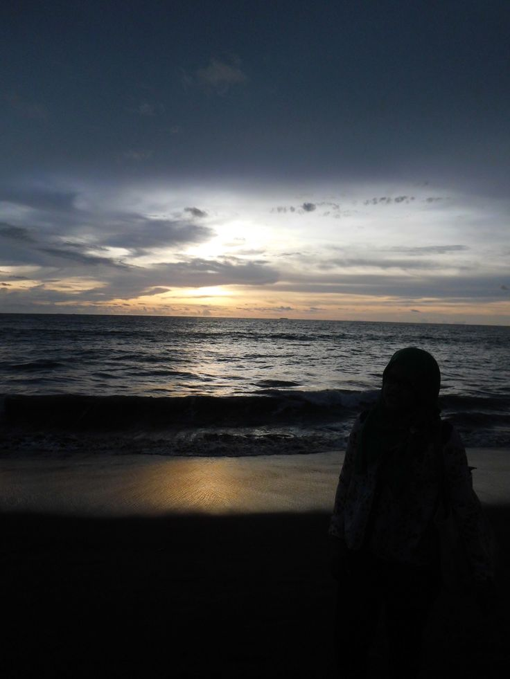 #sunset #hijab #kampus #mahasiswi