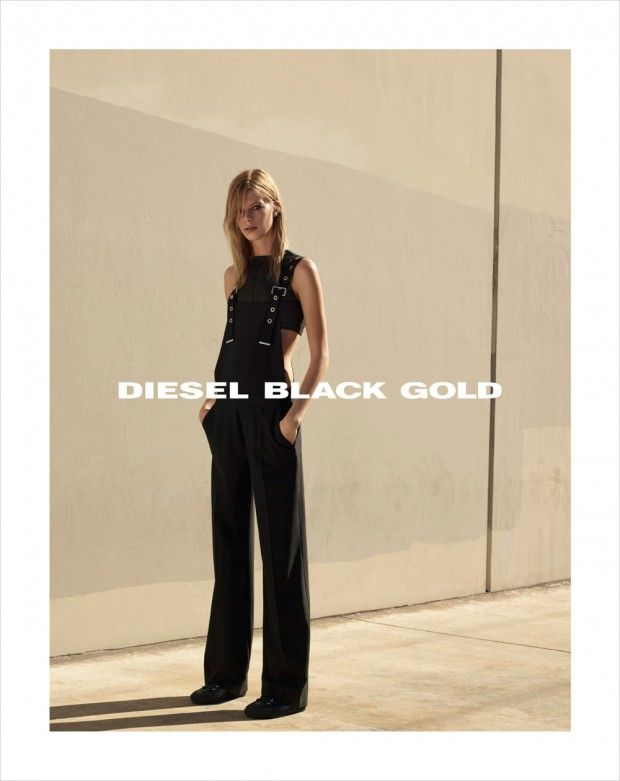 Diesel Black Gold Spring Summer 2016 by Karim Sadli