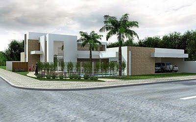 Aline Santos & Arquitetos Associados: Uma casa Térrea muito especial