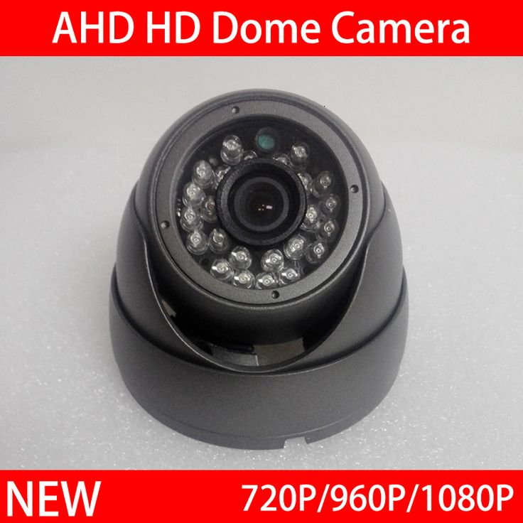 24Pcs Infrared Leds 1080P /960P/720P White/Gray Metal Dome AHD CCTV Security Camera Free Shipping #hats, #watches, #belts, #fashion, #style, #sport