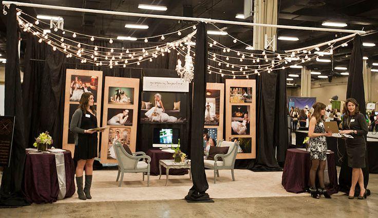 Bridal Fair Booth Ideas: Wedding Guide Bridal Show