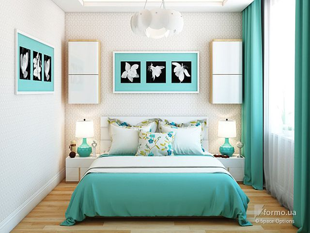 318 best decora o quarto images on pinterest 1 for Apartamentos pequenos modernos