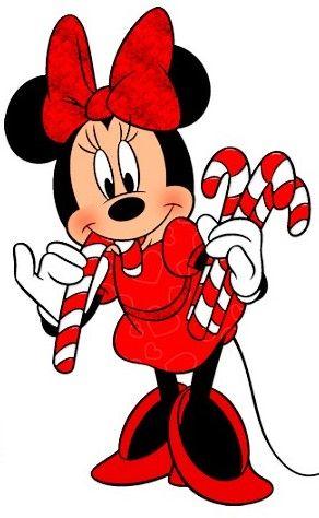 Christmas - Disney - Minnie Mouse                                                                                                                                                                                 Más