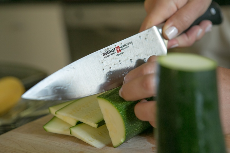 Wüsthof Knives: A Partnership and a Giveaway! These Knives do ROCK and so does The Food Lovers Kitchen!!