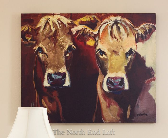 The North End Loft: Where I Grew Up And Some New Farmhouse Art For The Part 68