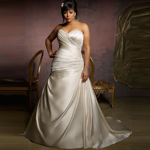 New Unique Plus Size Wedding Dresses Unique Plus Size Wedding dress from China manufacturer George