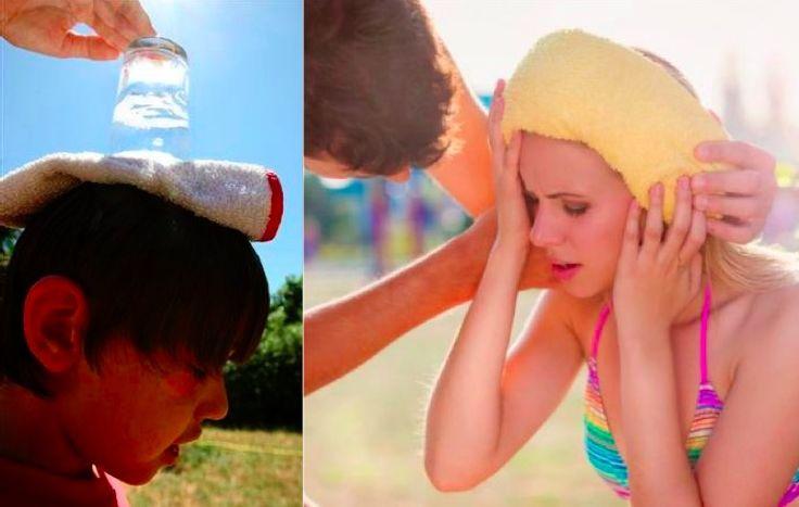 2 remèdes géniaux contre les insolations (et conseils pratiques)