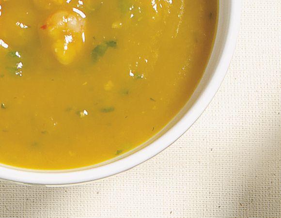 A gente sabe que o clichê só é clichê porque da certo, pensando nisso e pra você não errar mais, hoje vamos fazer uma receita dukan de sopa/creme de abóbora da roberta maravilhosa da fase cruzeiro pl.