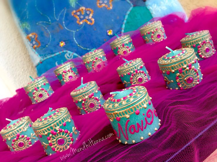 Henna Party Gifts : Best henna candles images ash bridal parties