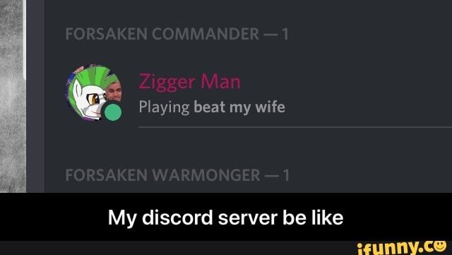 My Discord Sewer Be Like My Discord Server Be Like Ifunny Memes Discord Funny Memes