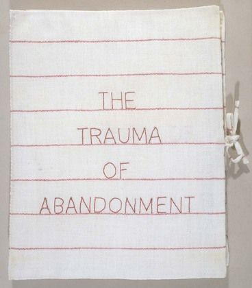 Louise Bourgeois. The Trauma of Abandonment. 2001
