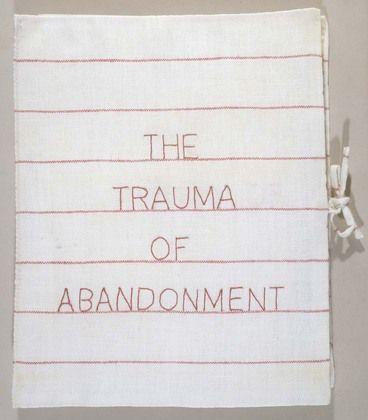 Louise Bourgeois - The Trauma of Abandonment. 2001