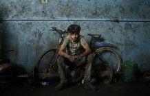 Lavoro minorile. Immagini da tutto il mondo sullo sfruttamento dei minori. (Reuters/Mohammed Salem)
