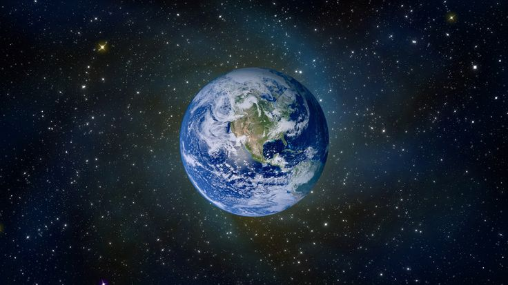 Planet Earth Seen From Space | Earth Day 2012: Mobilize the Earth