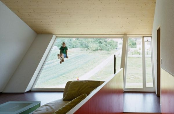 Landhaus-Interieur Design Idee