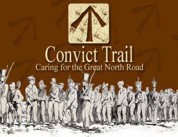 Convict Trail - Caring for the Great North Road