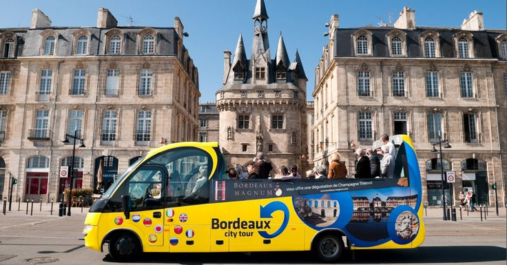 Bordeaux city tours - #goodingsudouest