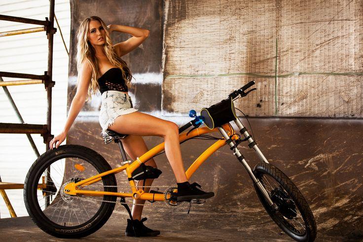 Peddle power electric bike