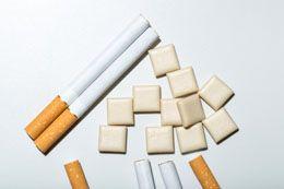 Nicotine Uncomfortable Side Effects