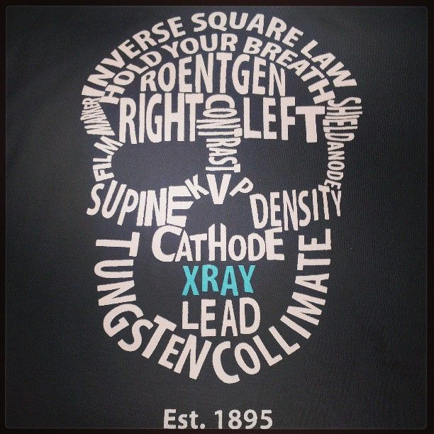 X-ray graphic text- sweet! I am totally getting this!!