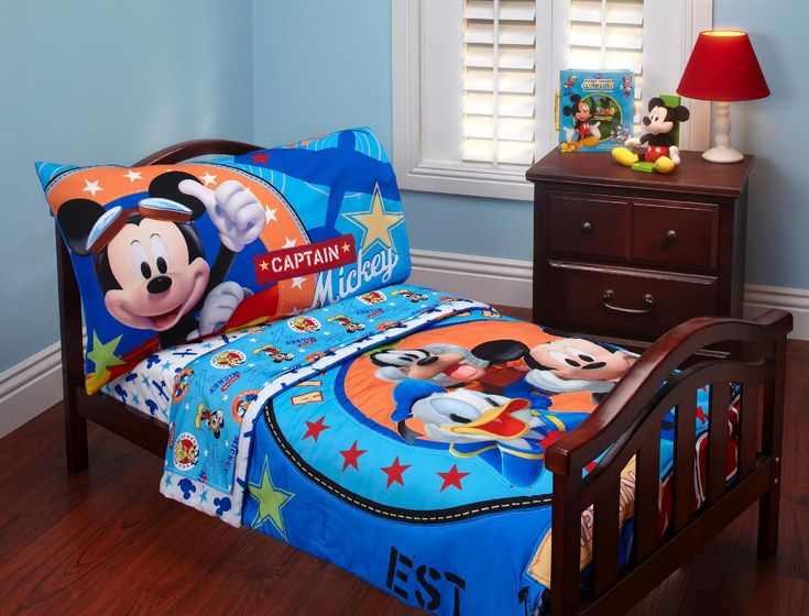 mickey mouse clubhouse toddler bedding caiden is obsessed with mickey mouse