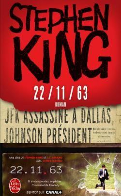 Imaginez que vous puissiez remonter le temps, changer le cours de l'Histoire. Le 22 novembre 1963, le président Kennedy était assassiné à Dallas. À moins que... Jake Epping, professeur d'anglais à Lisbon Falls, n'a pu refuser la requête d'un ami mourant : empêcher l'assassinat de Kennedy. Une fissure dans le temps va l'entraîner dans un fascinant voyage dans le passé, en 1958, l'époque d'Elvis et de JFK, des Plymouth Fury et des Everly Brothers, d'un dégénéré solitaire nommé Lee Harvey…