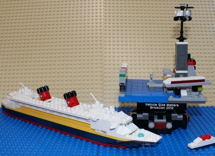 54 Best Noahs Lego Ideas Images Boat Project Mini Disney Wonder Cruise Ship Please Vote For On